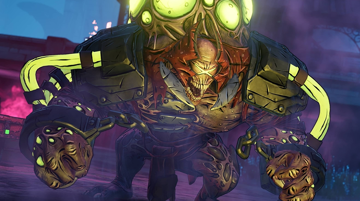 Watch 12 minutes of Borderlands 3's Guns, Love, and Tentacles campaign DLC