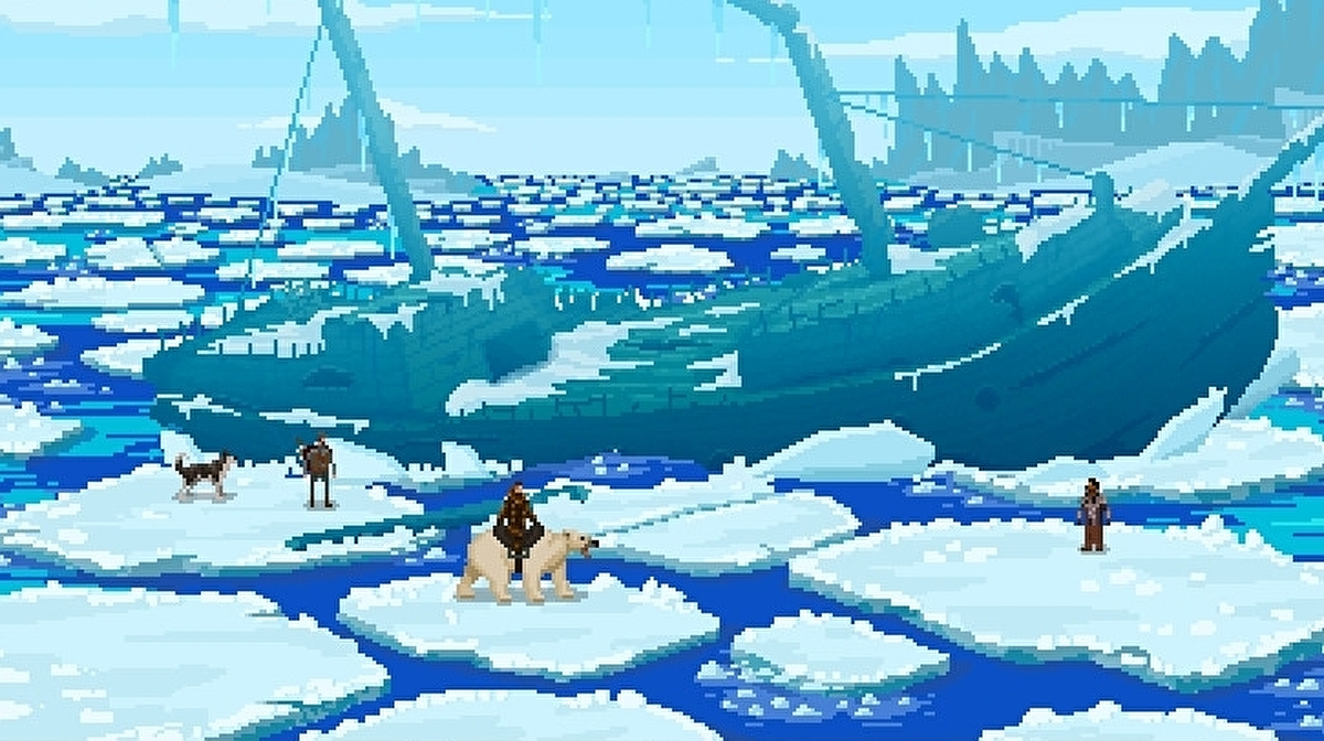 Enjoyable 19th century expedition sim Curious Expedition gets console release dates