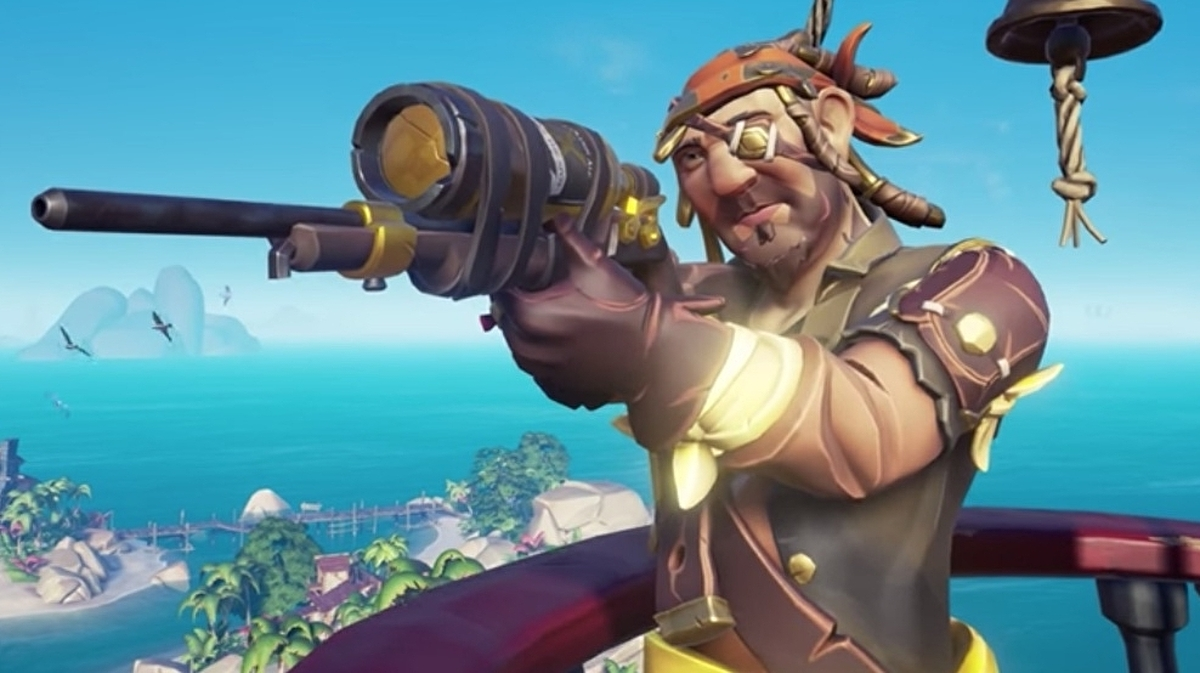 Sea of Thieves' PvP-focussed Arena mode getting major overhaul next month
