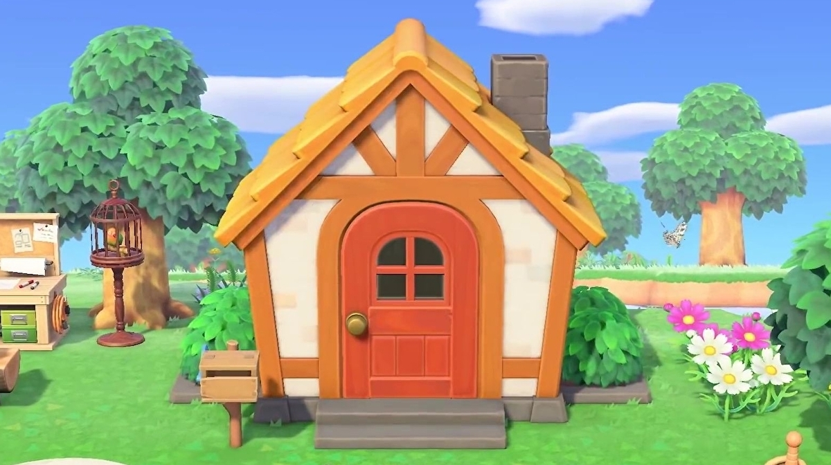 Animal Crossing House Upgrades From Getting Your First House And Loan To Expansions In New Horizons Explained Eurogamer Net