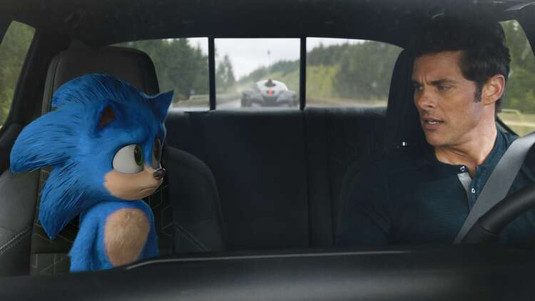 With Cinemas Closed The Sonic The Hedgehog Movie Gets An Early