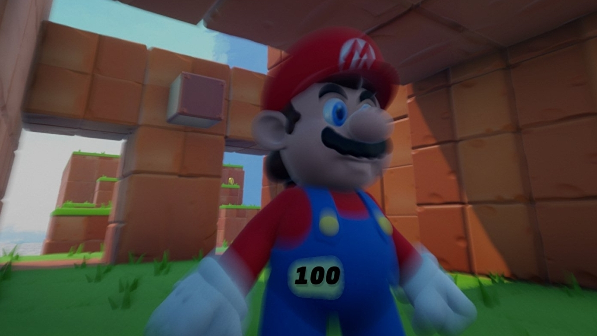 Sony pulls Super Mario from Dreams after Nintendo complaint
