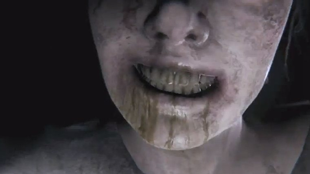 Here's further proof P.T. really is the most frightening horror of all time