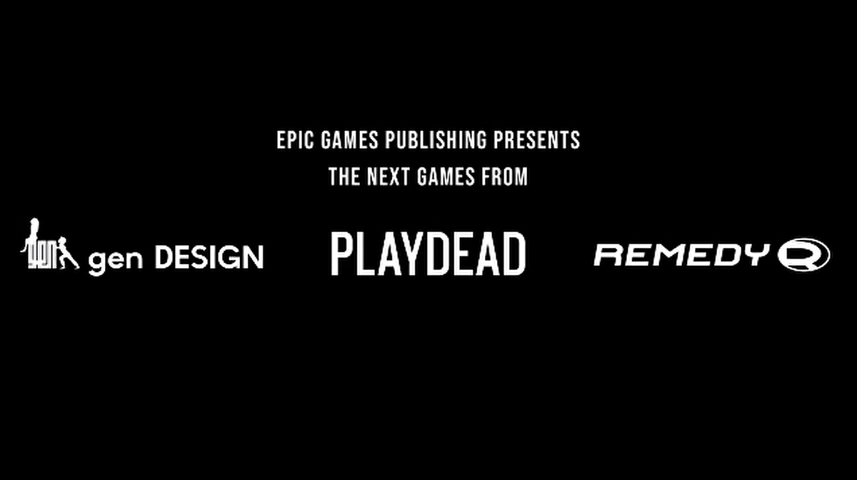 Epic Games announces publishing deals with Control, Inside and The Last Guardian devs 1