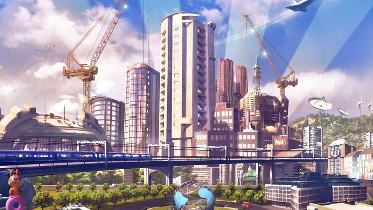 Acclaimed City Builder Cities Skylines Is Free To Play This Weekend On Steam Eurogamer Net
