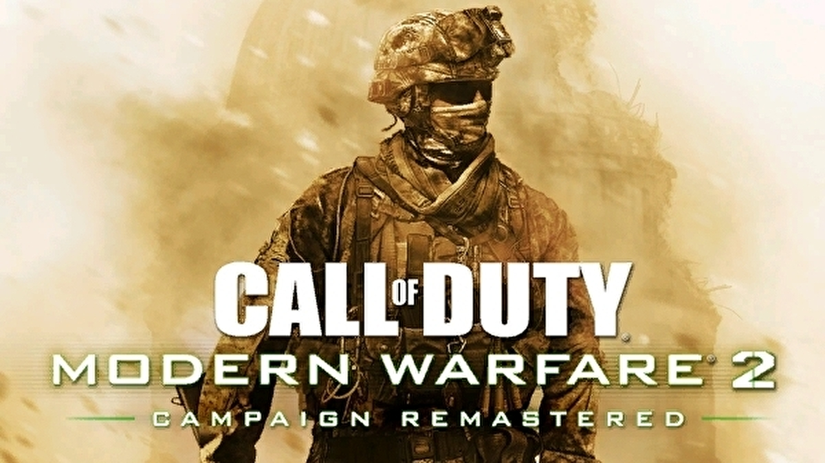 Massive Call Of Duty Datamine Reveals Modern Warfare 2 Campaign