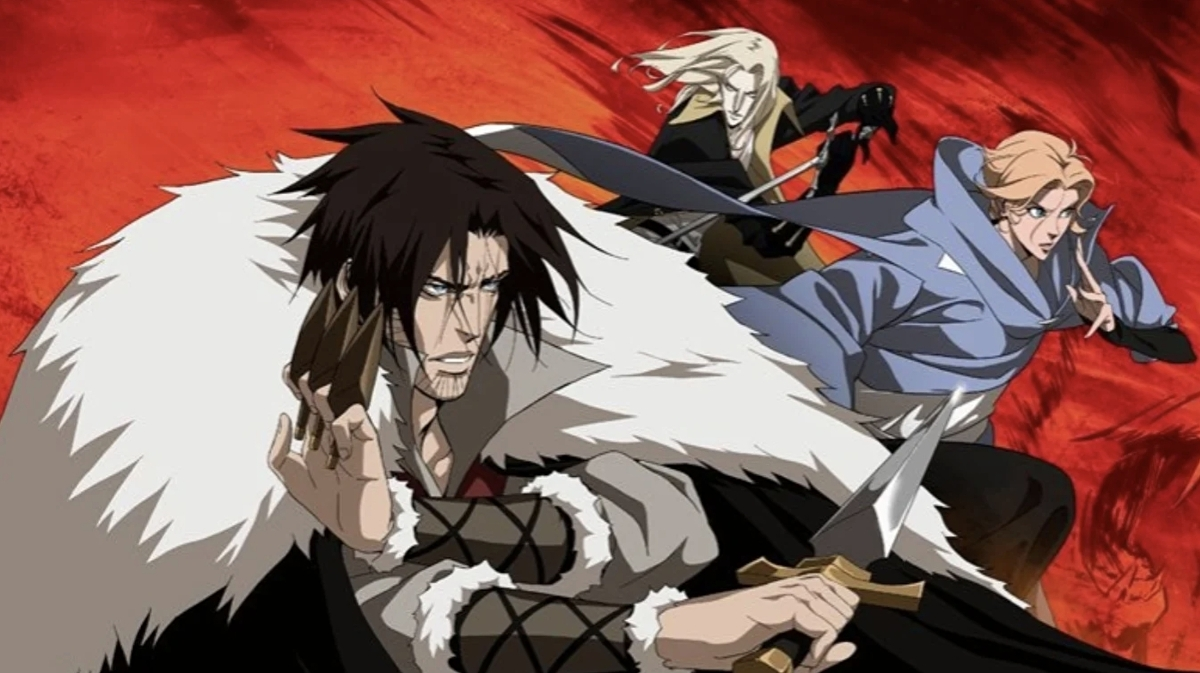 Yes, Netflix's Castlevania is coming back for a fourth season