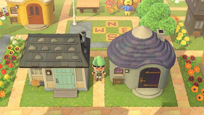 Someone's recreated Zelda: A Link to the Past's map in Animal Crossing: New Horizons