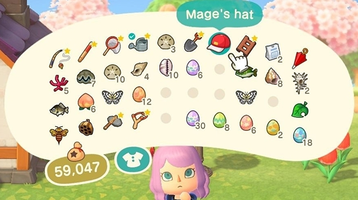 Animal Crossing Inventory And Storage Upgrades How To Expand And