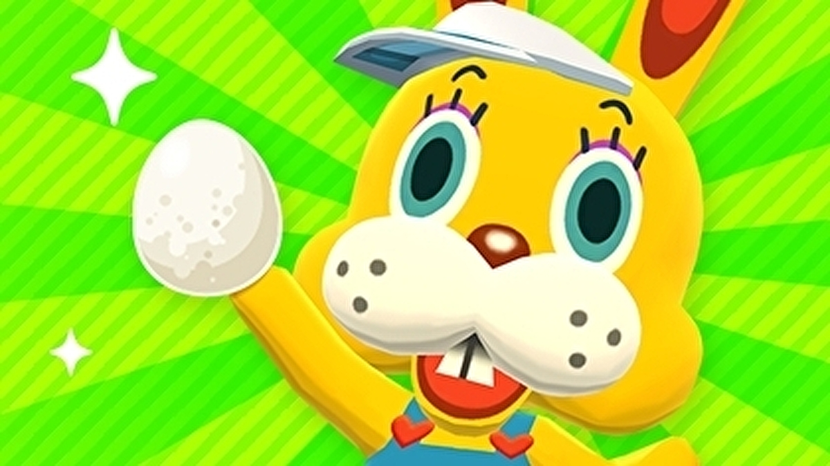 "Nintendo has ""adjusted"" Animal Crossing's much-maligned eggs"