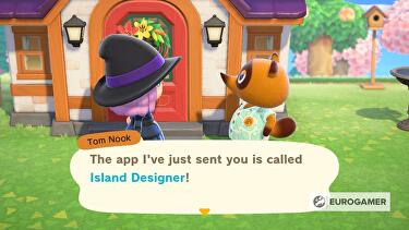 Animal Crossing Terraforming How To Create Paths Rivers And Cliffs Using The Island Designer App In New Horizons Eurogamer Net