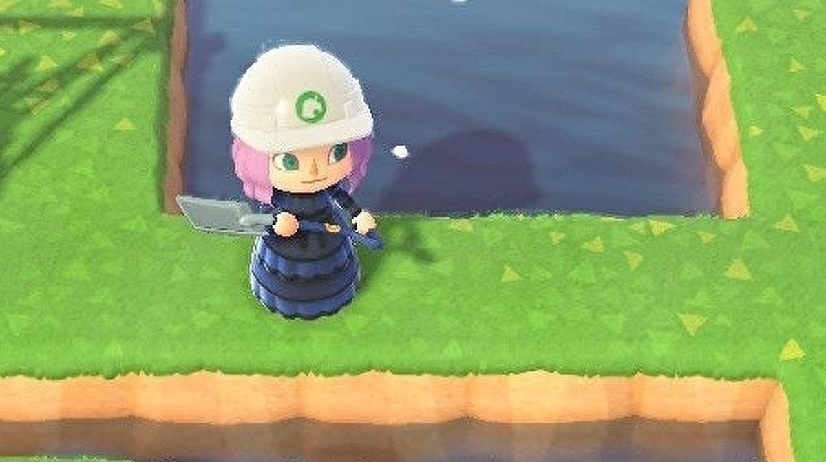Animal Crossing Terraforming How To Create Paths Rivers And