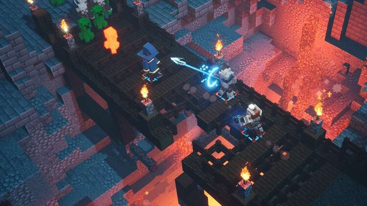 Minecraft Dungeons is an unexpectedly wonderful genre hybrid ...