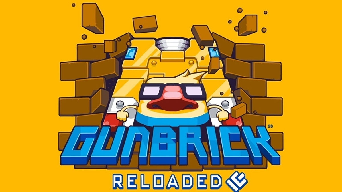 Gunbrick: Reloaded - an ingenious platformer gets a new dimension 1
