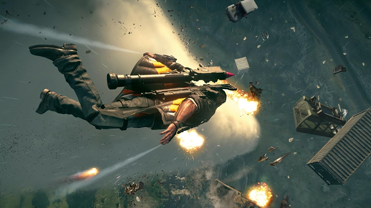 Just Cause 4 is free on the Epic Games Store next week