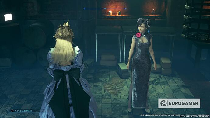 Final Fantasy 7 Dresses How To Get All Nine Outfits For
