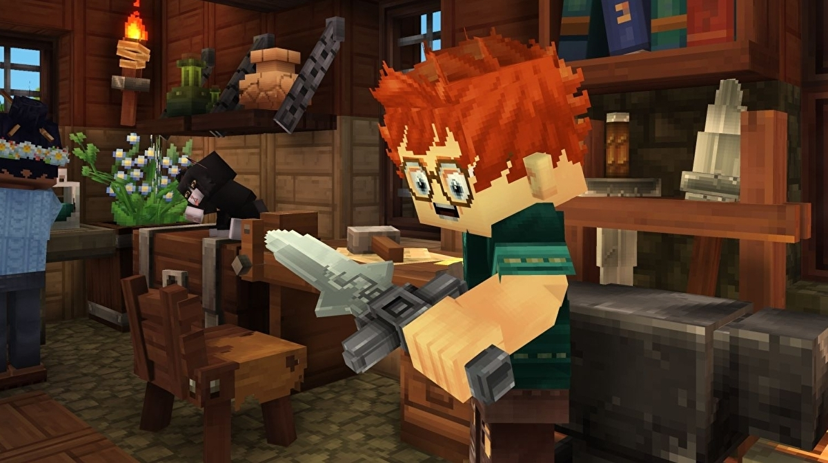 Riot Games snaps up studio behind promising Minecraft-like sandbox game Hytale