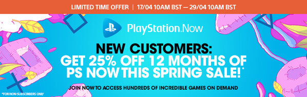 Ps Now Is Currently 25 Off For New Subscribers Eurogamer Net