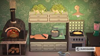Animal Crossing kitchen furniture: How to design a kitchen ... on Ironwood Furniture Animal Crossing  id=99093