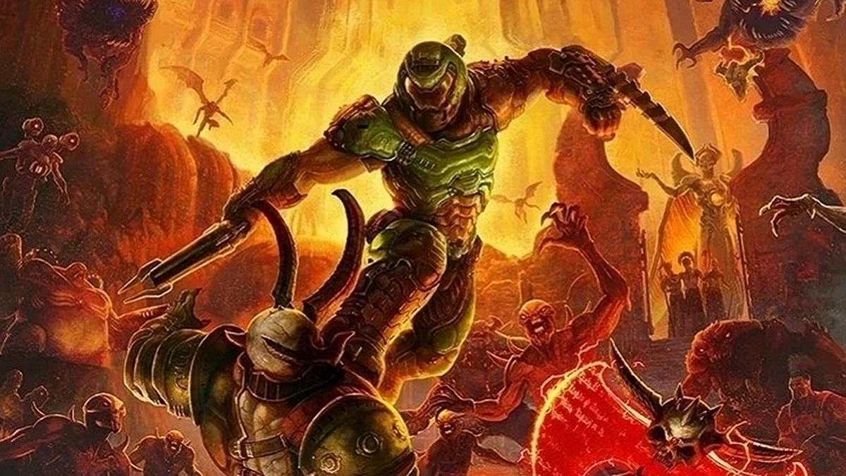 Id Confirms It S Parted Ways With Doom Eternal Composer After