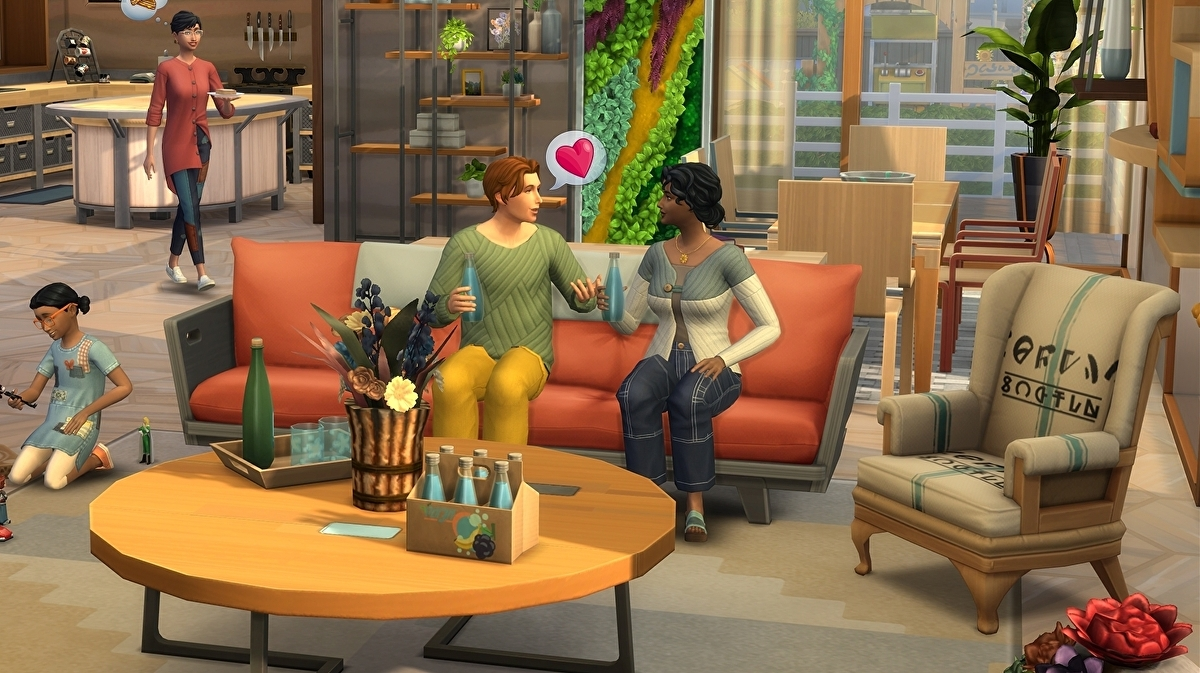 The Sims 4 is going green in new Eco Lifestyle expansion 1