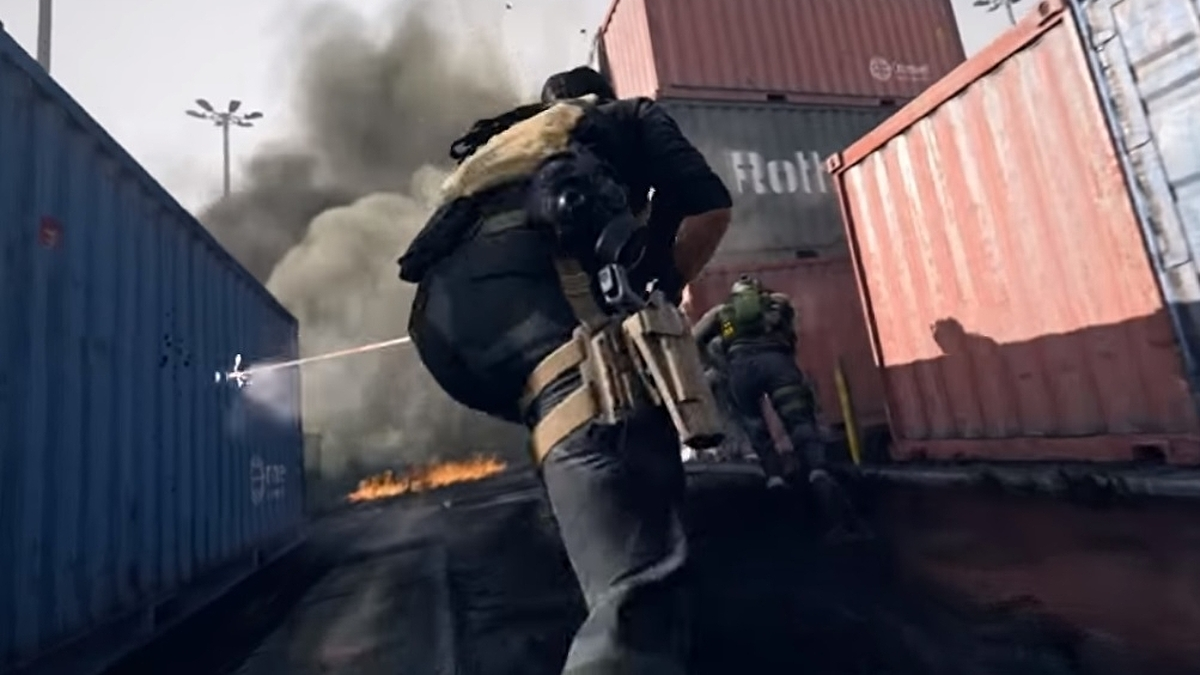 Call of Duty: Modern Warfare brings back its April Fool's 10v10 Shipment 24/7 playlist – and it is glorious chaos