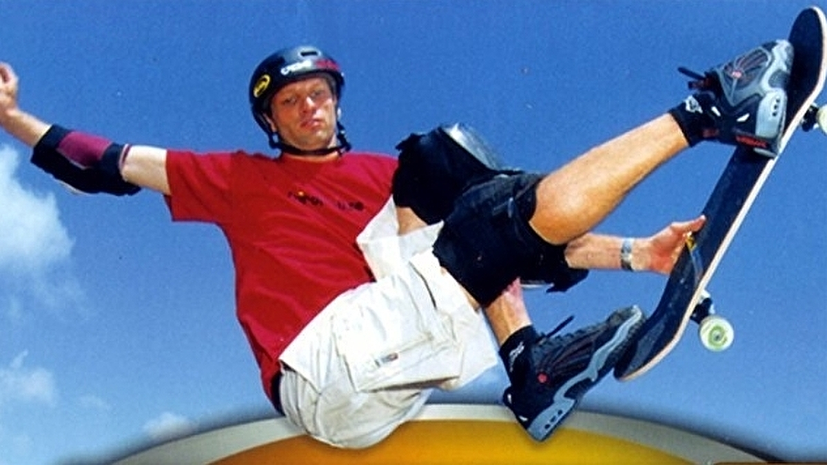 Tony Hawk is texting people about a Pro Skater 1 & 2 remaster