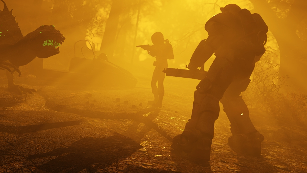Fallout 76 is free to play this weekend on Xbox One, PS4, and PC