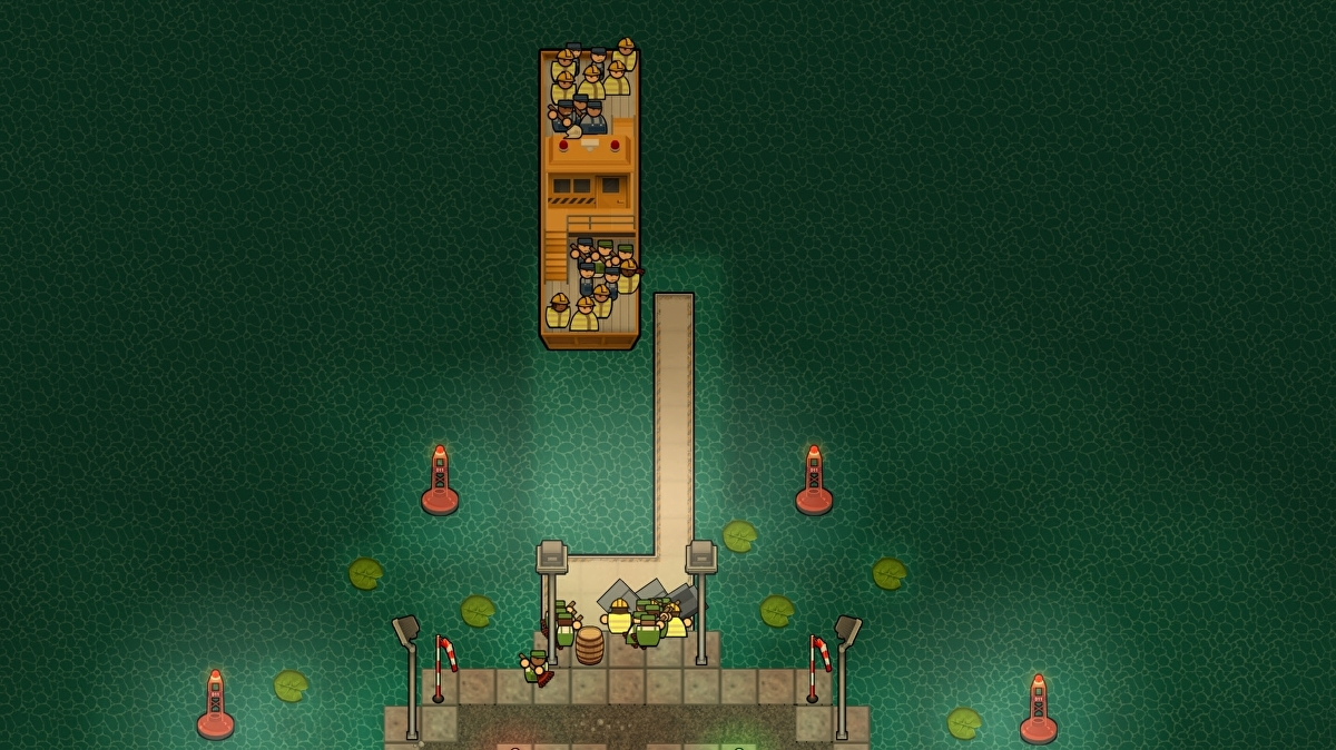 Prison Architect's Alcatraz-inspired Island Bound expansion out in June