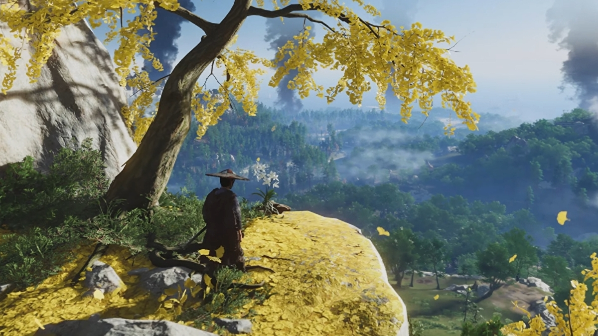 Ghost of Tsushima continues to look stunning in latest video reveal