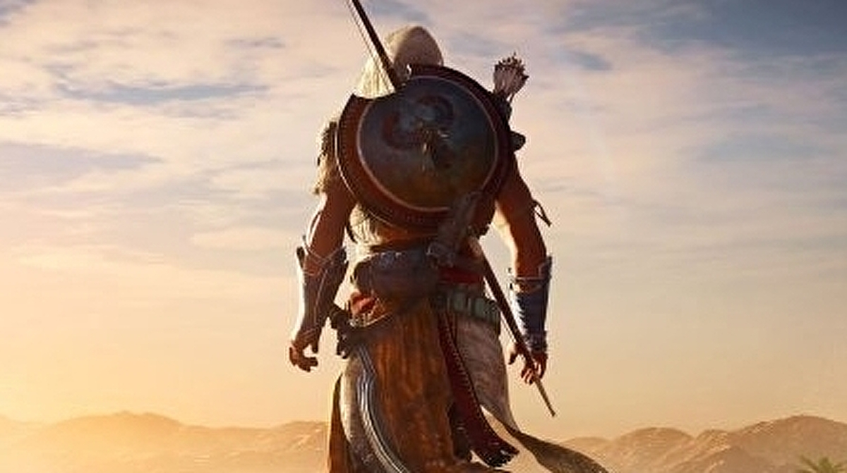 Assassin's Creed's educational tours of Ancient Egypt and Greece are free on PC