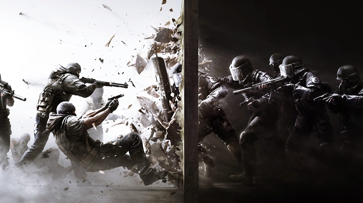 """Ubisoft sues Apple and Google for selling a """"near carbon copy"""" of Rainbow Six Siege"""