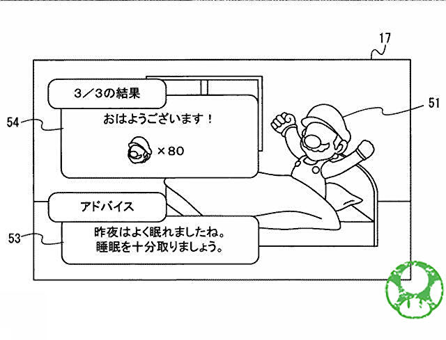 Nintendo device could read your sleep, make smells