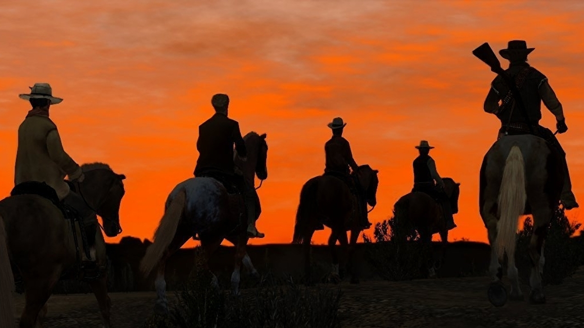 Red Dead Redemption is 10 years old today