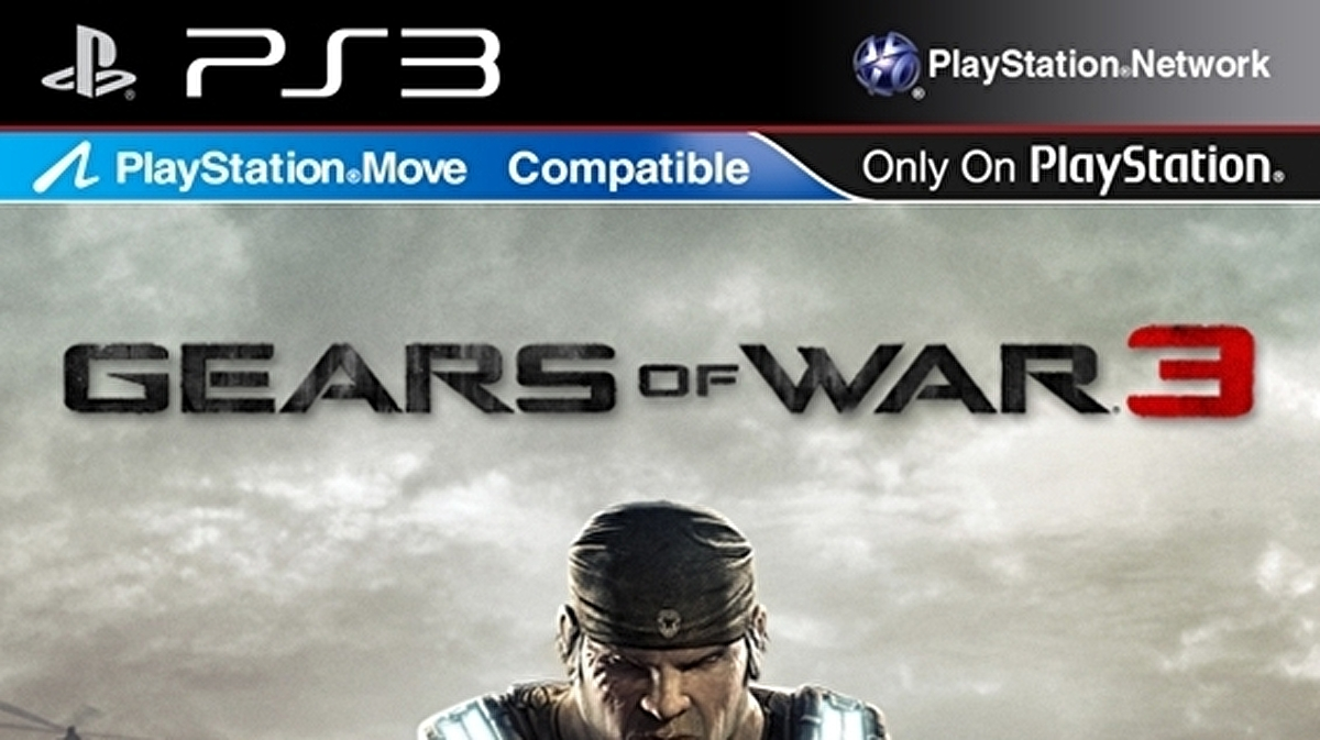 Gears of War 3 on PlayStation 3 was a test, Epic says