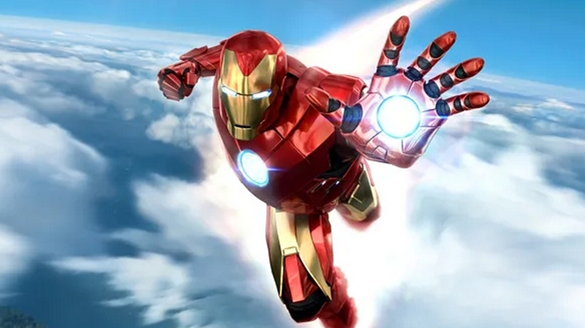 An Iron Man VR demo is now available on the PlayStation Store
