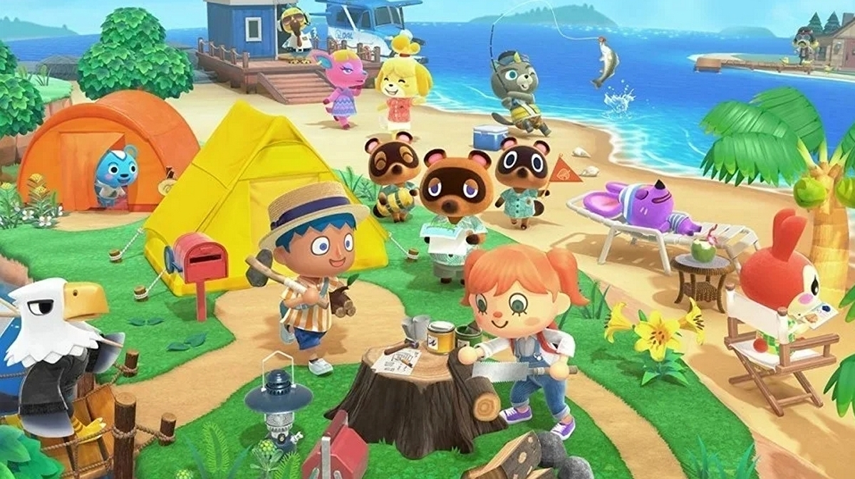 Why I was so late to the new Animal Crossing