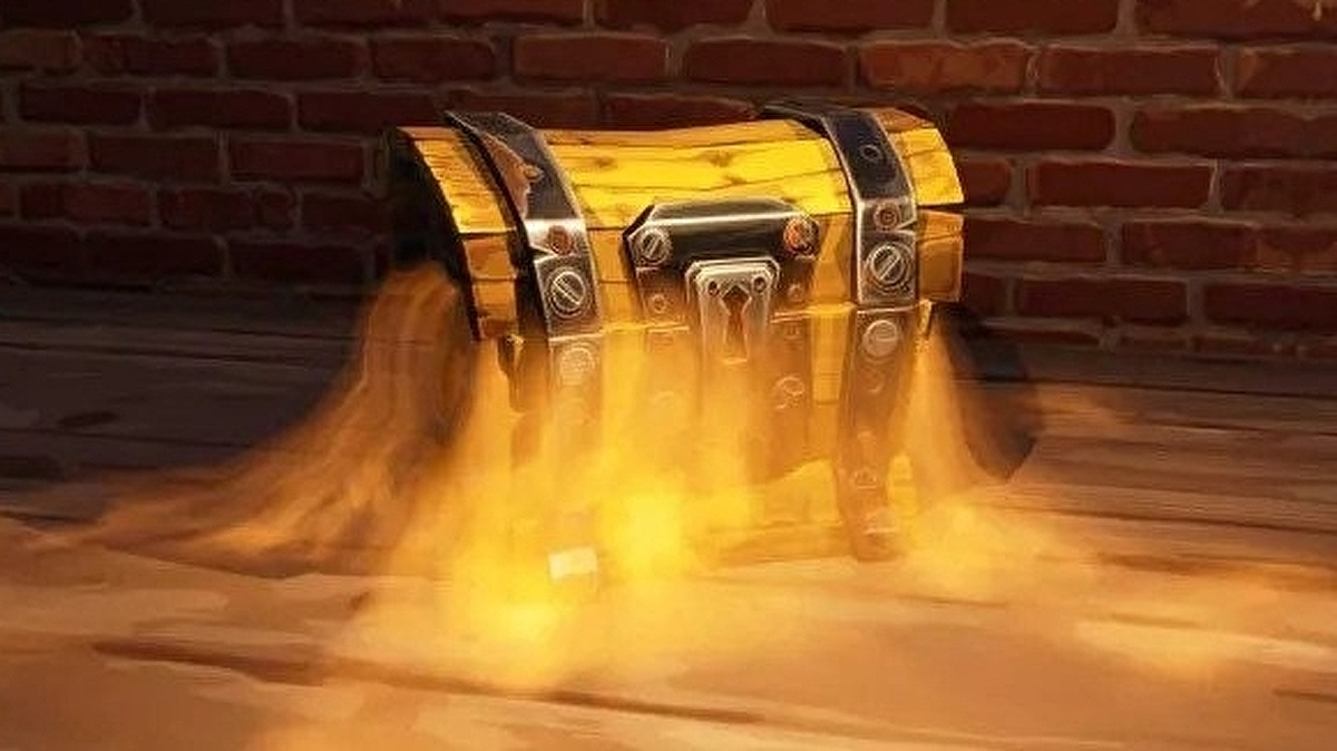 """Fortnite's """"highest-level player"""" got there by opening chests"""