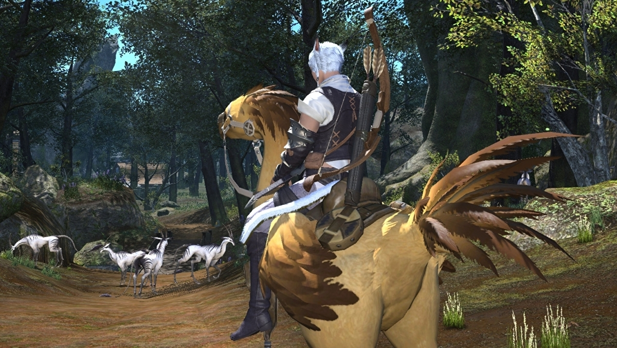 Final Fantasy 14 Starter Edition is free to download on PS4