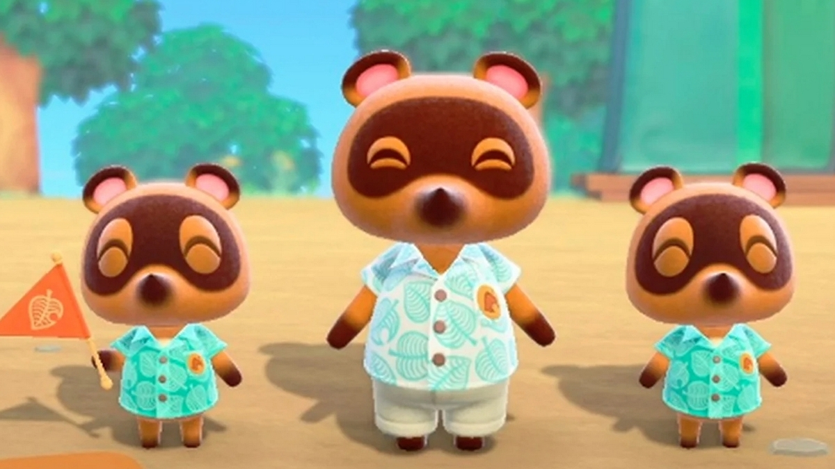 The colour of your Animal Crossing: New Horizon airport determines what colour variants you get in your stores - Eurogamer.net