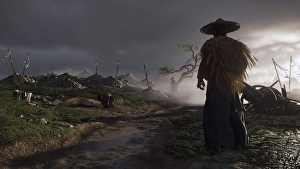 In Ghost of Tsushima lo sviluppatore ha preso come fonte d