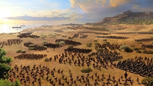 A Total War Saga: TROY sarà disponibile al lancio su Epic Ga