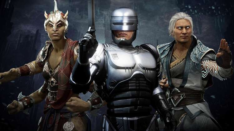 Mortal Kombat 11 Tier List Our Best Character Choices Including Sheeva Fujin And Robocop Ranked Eurogamer Net
