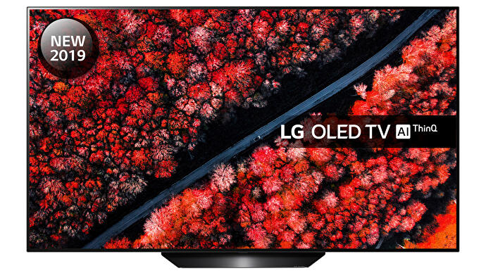 Get the 55-inch LG B9 OLED for £924 – the lowest price we've ever seen