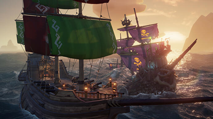 Sea of Thieves is currently running a slightly mind-boggling array of limited-time events