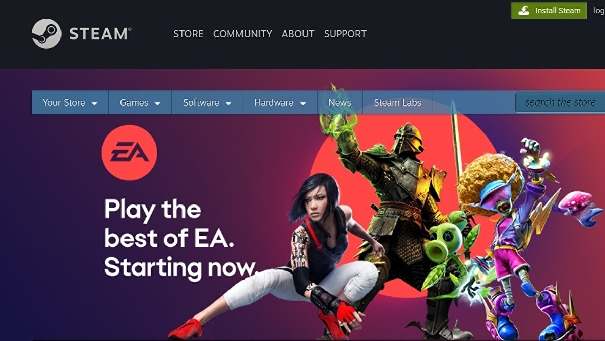 Wave of EA games hit Steam, including Dragon Age 2 and Dragon Age: Inquisition
