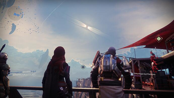 Destiny 2 gets its first Fortnite-style live event today