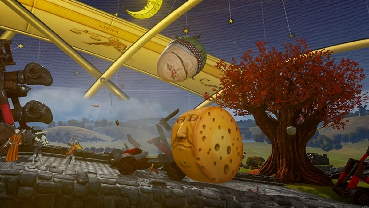 Here's when you can try Rock of Ages 3: Make & Break for free