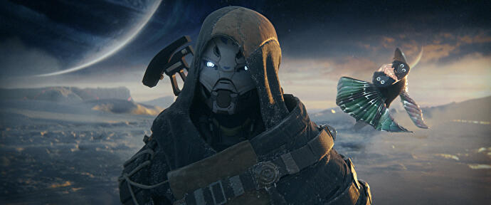 The Exo Stranger finally returns in Destiny 2 expansion Beyond Light