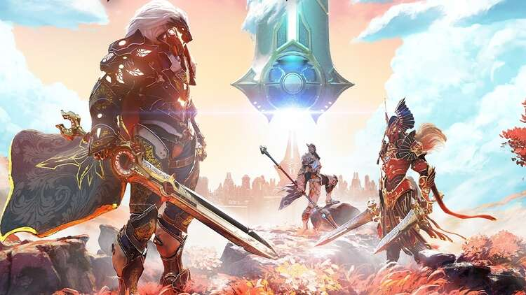 Here's your first look at Godfall on PC • Eurogamer.net